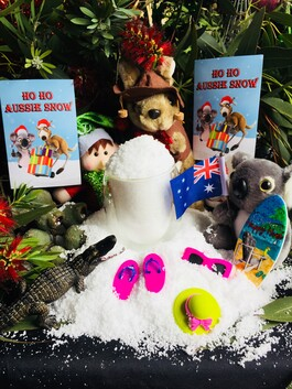 HO HO AUSSIE SNOW 10 MULTI PACK